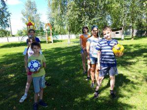 Летние забавы -для здоровья детей2_1
