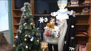 Поздравление Дедй Морозу2