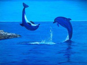 Удивительный мир дельфинов4_1